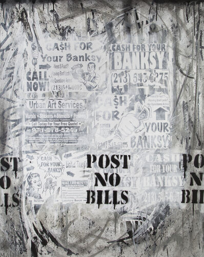 Mad One, 'Post No Bills', 2017