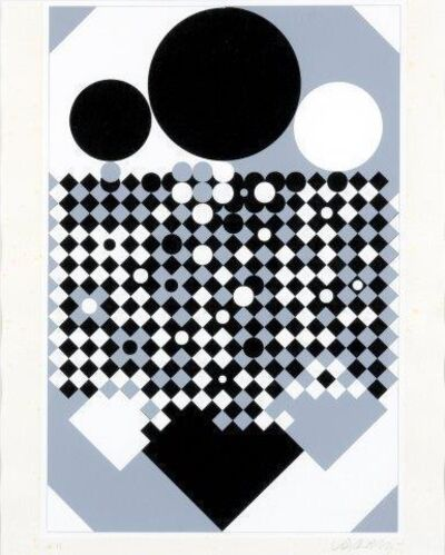 Victor Vasarely, 'Antares'