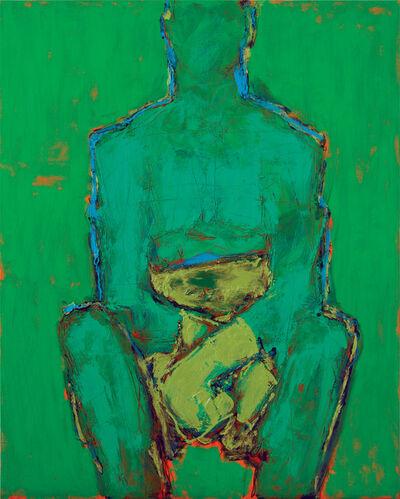 Mikhailo Deyak, 'From the series Klitschko brother's emotions', 2014