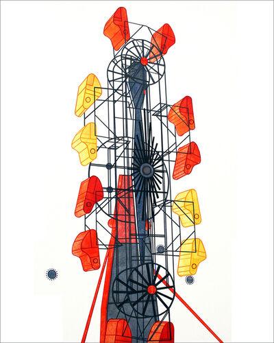 William Steiger, 'The Zipper', 2012