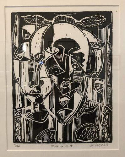 David Driskell, 'Mask Series I', 2019