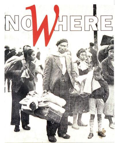 Rogelio Lopez Cuenca, ' No/W/Here', 1994