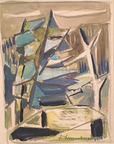 Fritz Brandtner, 'Untitled', 1950