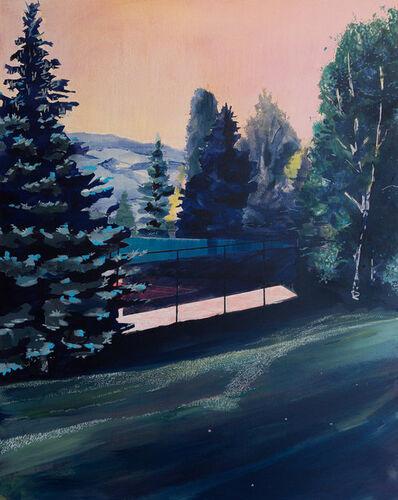 Robert Bingaman, 'Court 3 (Vail)', 2016