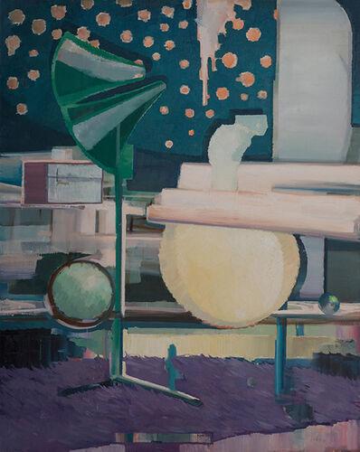 Zhang Bofu 张博夫, 'Balance Beam', 2011