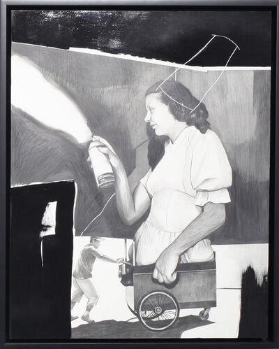 Hugo Crosthwaite, 'Fire Cart', 2012