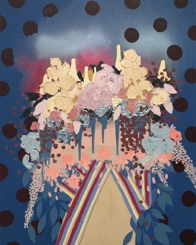 Ana Rodriguez, 'Untitled (Cobalt)', ca. 2019-2020