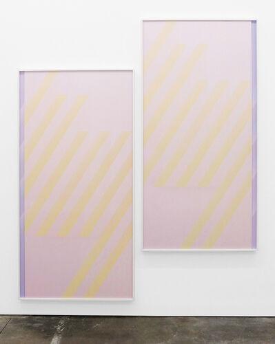Sara VanDerBeek, 'Eternal Triangle, Dawn', 2016