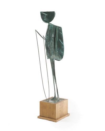 Robert Chester Thomas, 'Man Jumping Rope', 1959