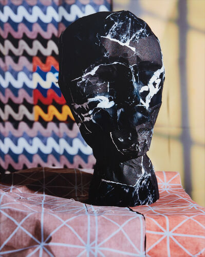 Daniel Gordon, 'Black Bust', 2012