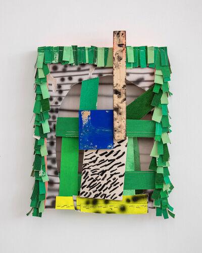 Taylor White (b. 1978), 'Salad Lips', 2020