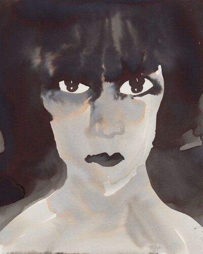 Gill Button, 'La Marchesa Casati (After a Man Ray photograph)', 2016