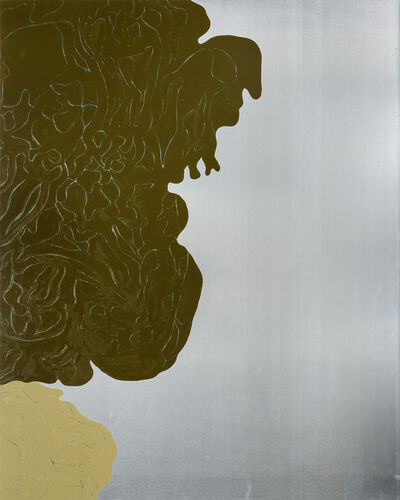 Gary Hume, 'Green and Green Brown Smoke', 2005