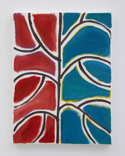 Benjamin Butler, 'Red Tree Blue ', ca. 2019