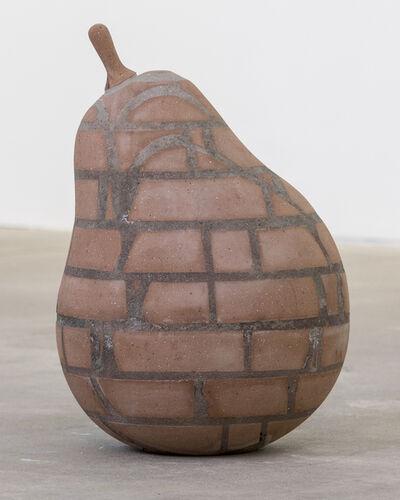 Judith Hopf, 'Birne (Pear)', 2018
