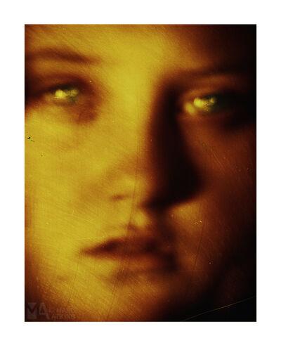 Marc Atkins, 'Face 17710', 2002