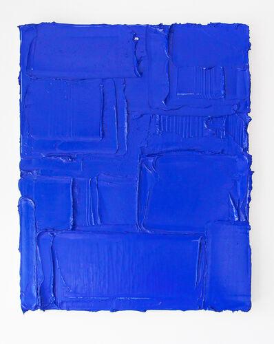 Brendan Smith, 'Cobalt Blue: Finish 1', 2018