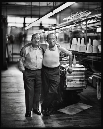 Mark Seliger, 'Jack and Sol Tavin, Brooklyn, NY', 1995