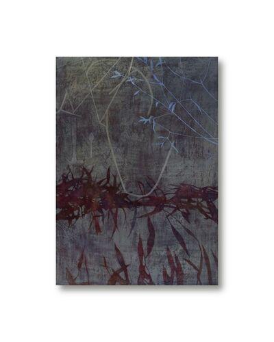 Lorena Camarena, 'Hoja fuego', 2018