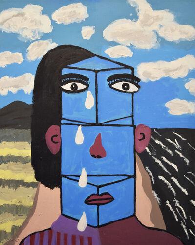 Gary Peabody, 'Cry at the Beach 2', 2015
