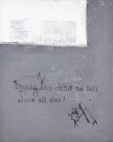 """João Louro, '""""Should the child be left alone all day?""""'"""