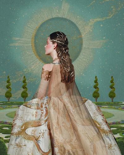 Deming King Harriman, 'Designer Homage:  Valentino Spring 2016 Collection', 2021