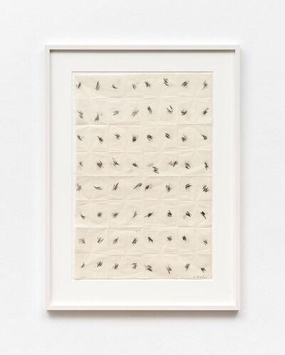 William Anastasi, 'Pocket Drawing', 1965