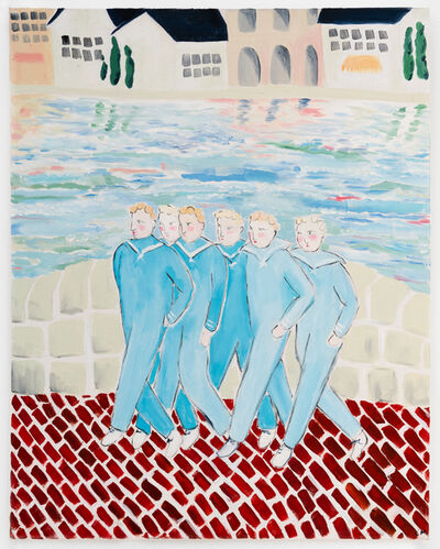 Claire Milbrath, 'Whistling Gang', 2018