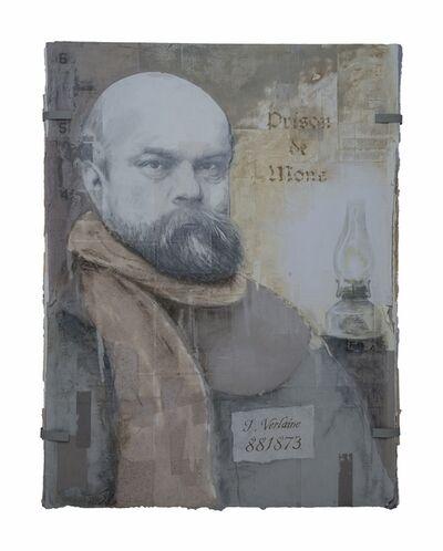 Louis Boudreault, 'Paul Verlaine', 2014