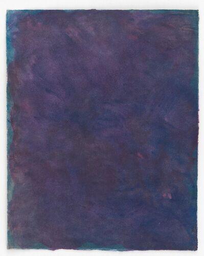 Gotthard Graubner, 'Ohne Titel', 1958