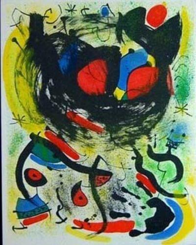 Joan Miró, 'The Seers I (Les Voyants)', 1970