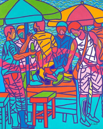 Ajarb Bernard Ategwa, 'Na 2 kolo', 2018