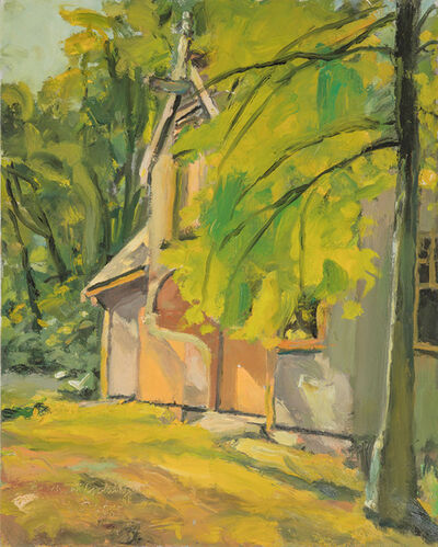 George Nick, 'Barn at Coolidge 8 Sept 2015', 2015