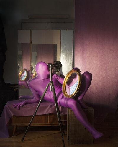Matthew Morrocco, 'Color Portrait VI', 2020