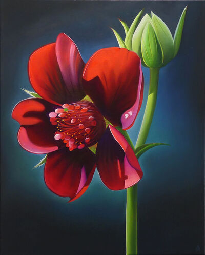 """Dyana Hesson, '""""A Rose by Any Other Name""""', 2020"""