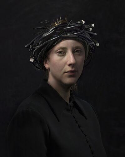 Hendrik Kerstens, 'Crown', 2017