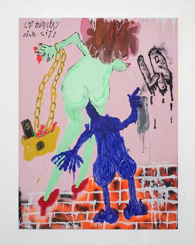Marria Pratts, 'La Perla Del Downtown (The Pearls Of Downtown)', 2016