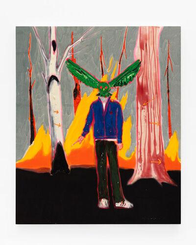 Kim Dorland, 'Flight', 2020