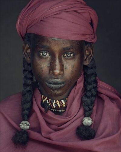 Jimmy Nelson, 'XXVIII 6  Wodaabe, Chad 2016  ', 2016