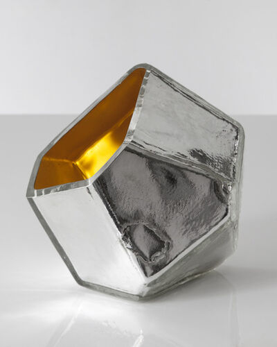 Jeff Zimmerman, 'Faceted sculptural vessel', 2012