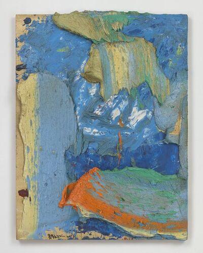 Zhu Jinshi, 'Thick Strokes No. 6', 2007