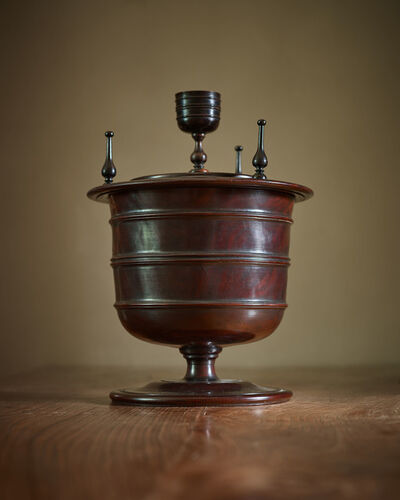 no artist, 'Wassail bowl with cover', William and Mary, 1689, 1702
