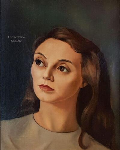Leonor Fini, 'Portrait de Femme', 1946