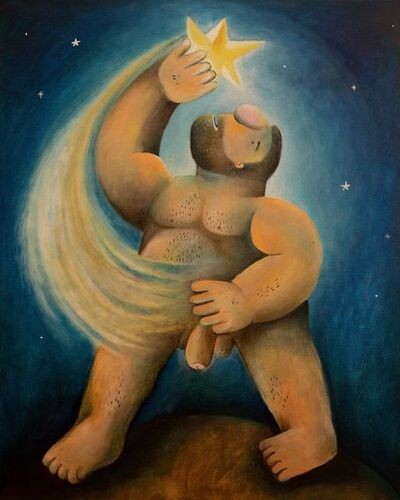Carlos Rodriguez, 'Lucky Star / The Return of the Comets ', 2021