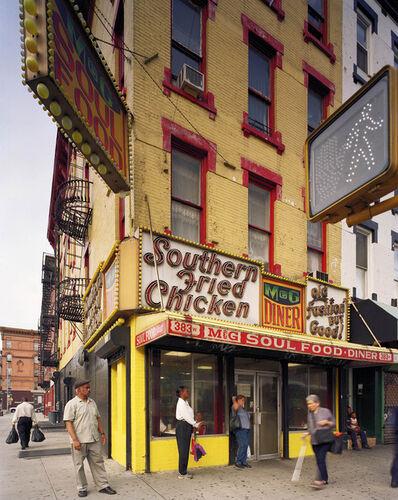 David Leventi, 'M&G Diner, 383 West 125th Street, Harlem, New York', 2005-2007