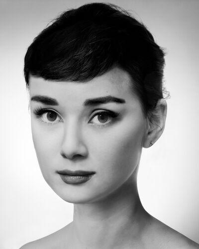 Zhang Wei (b. 1977), 'Audrey Hepburn', 2013