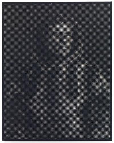 Anne-Karin Furunes, 'Portrait of Joseph Henriksen Puljo (1882/83)', 2019