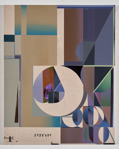 Rubens Ghenov, 'Tokonoma for Absalom, Celan & Clarice', 2018