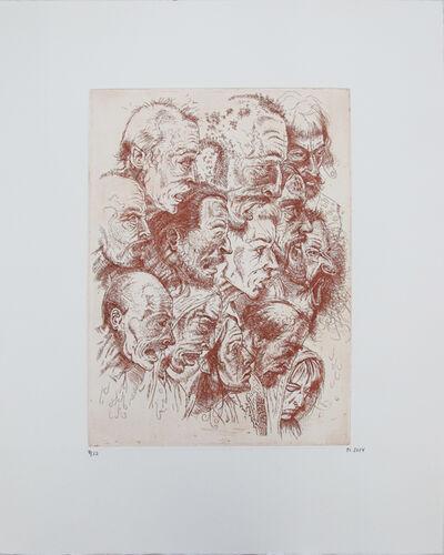 Troels Carlsen, 'Flock (Red)', 2014