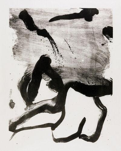Willem de Kooning, 'Beach Scene', 1971